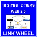 10 Site Web 2.0 Link Wheel