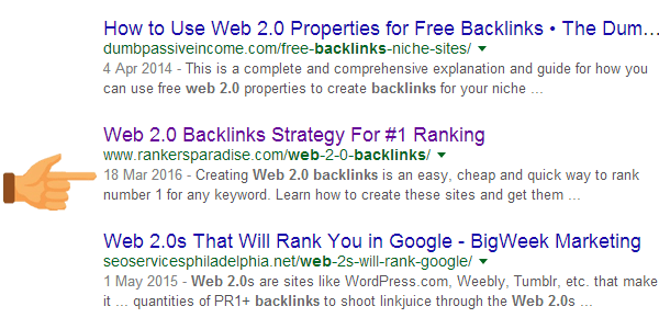 Make sure that you keyword appears in your description tag