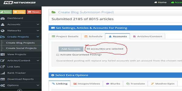 50 Tumblr Web 2.0 Accounts Selected