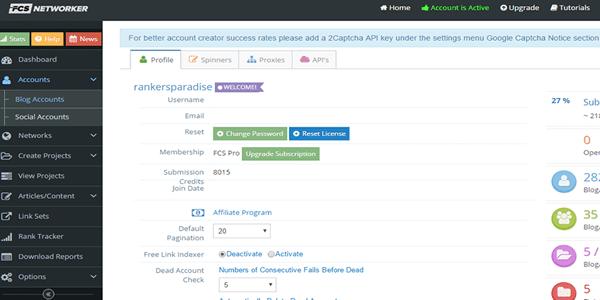 Add Tumblr Blog Accounts