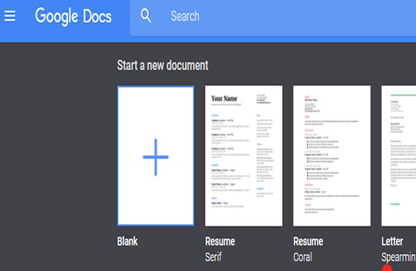 Google Docs Free Backlink