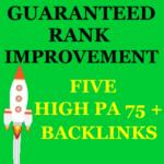 Buy High DA Backlinks Guaranteed Rank Improvement