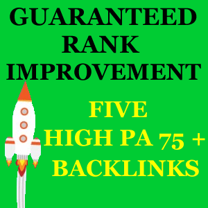 Buy High DA Backlinks Guaranteed Rank Improvement