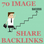 70 Image Share Backlinks Submitted