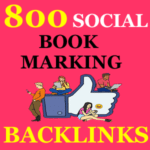 Buy 800 Social Bookmarking Backlinks