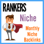 Cheap Monthly SEO Plan Rankers Niche Backlinks