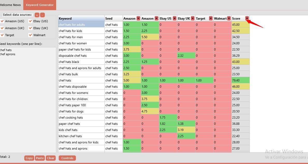 amasuite 5 software score