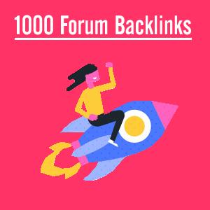 Buy Forum Backlinks